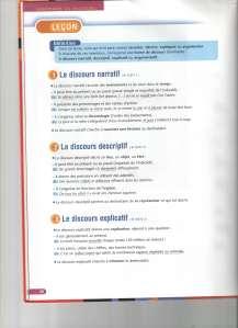 forme du discours p.12