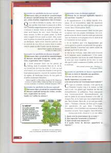 forme du discours p.14
