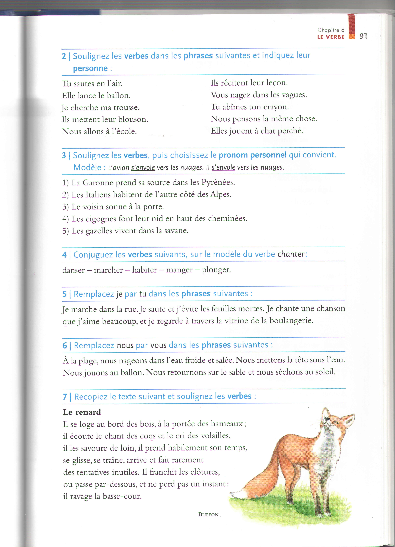 Grammaire ce2 comparaison apprendre autrement for A portee de maths cm2
